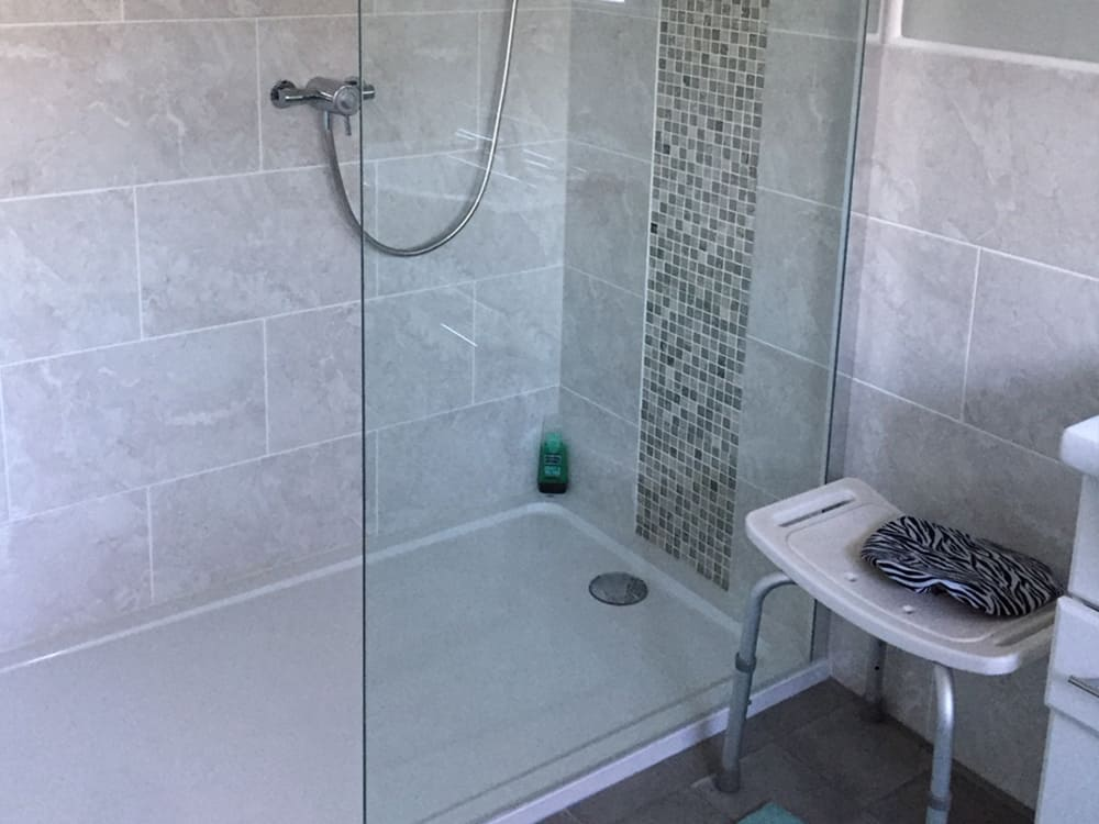 mobility bathroom install in Redditch final picture