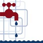 Plumber Birmingham fixing a tap leak