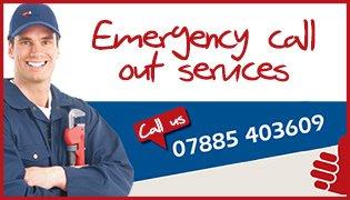 Emergency plumber Birmingham
