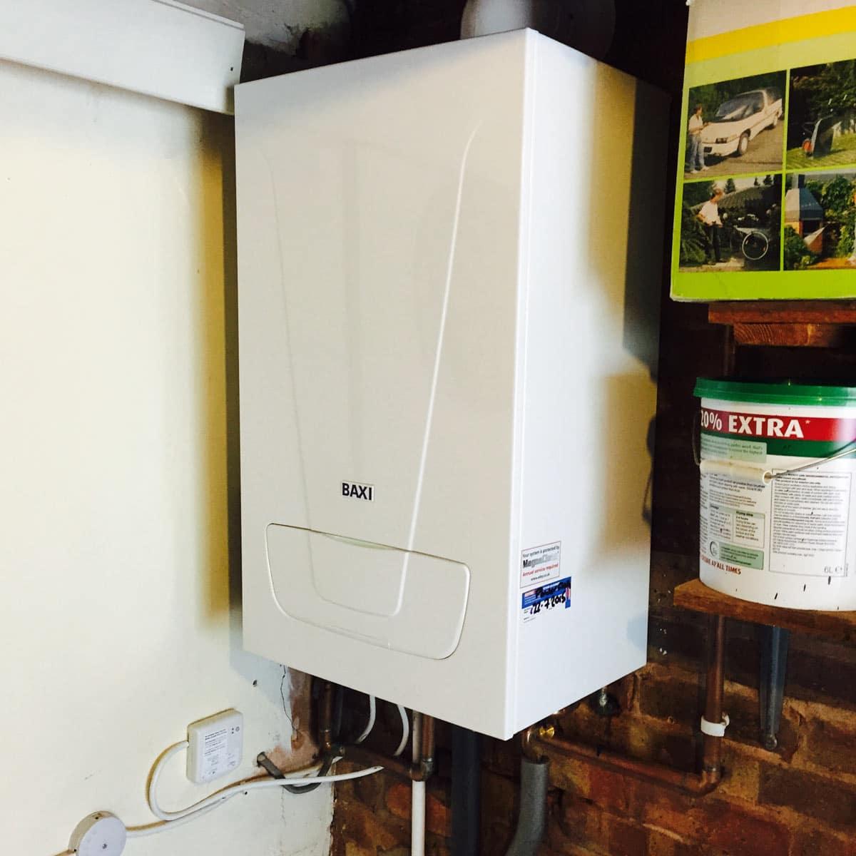 Boiler install Bromsgrove