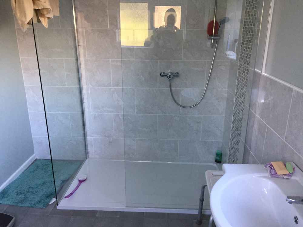 disabled shower install redditch - Bathroom Tiles Redditch