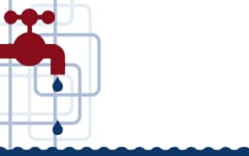 Helpful plumber leaking tap tip