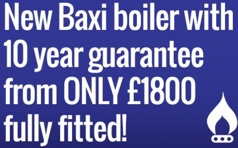 Boiler servicing Birmingham